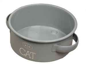 Banbury & Co Kattenvoerbak Tin