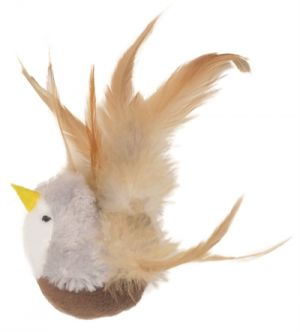 Rosewood Vogel Catnip en Geluid