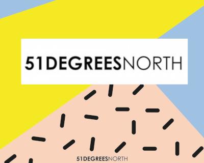 Logo - 51 Degrees North